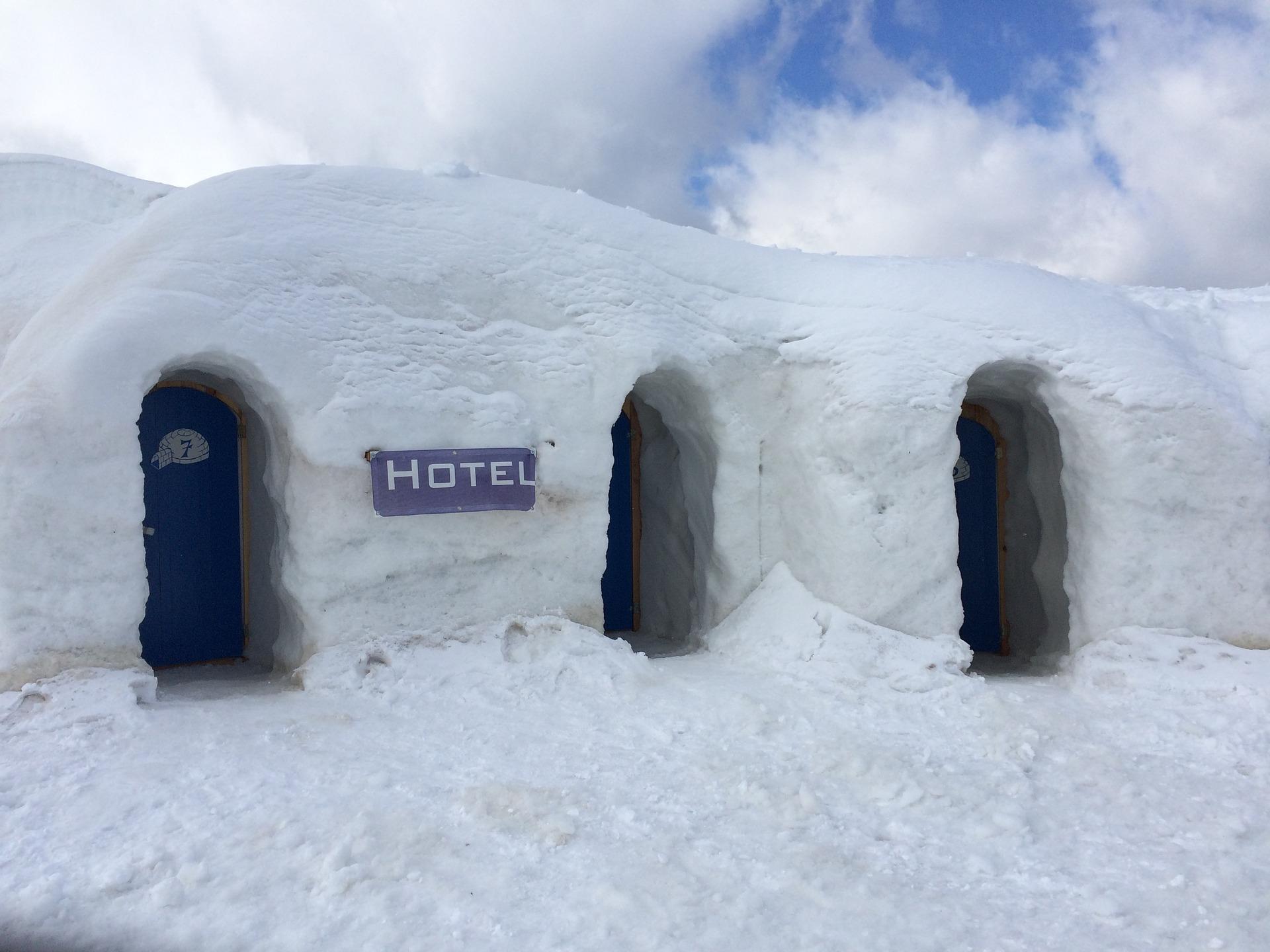 Iglu Hotel Gutschein
