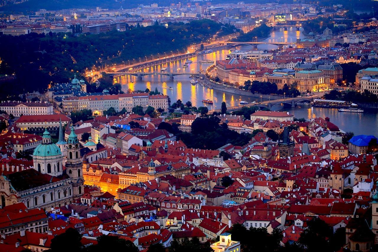 Partnerhotels auch in Prag