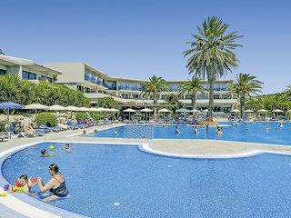 Pool der Cathrin 4 Sterne Hotelanlage - jetzt Frühbucher Rabatt sichern