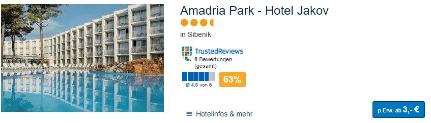 Amadria Park - Hotel Jakov