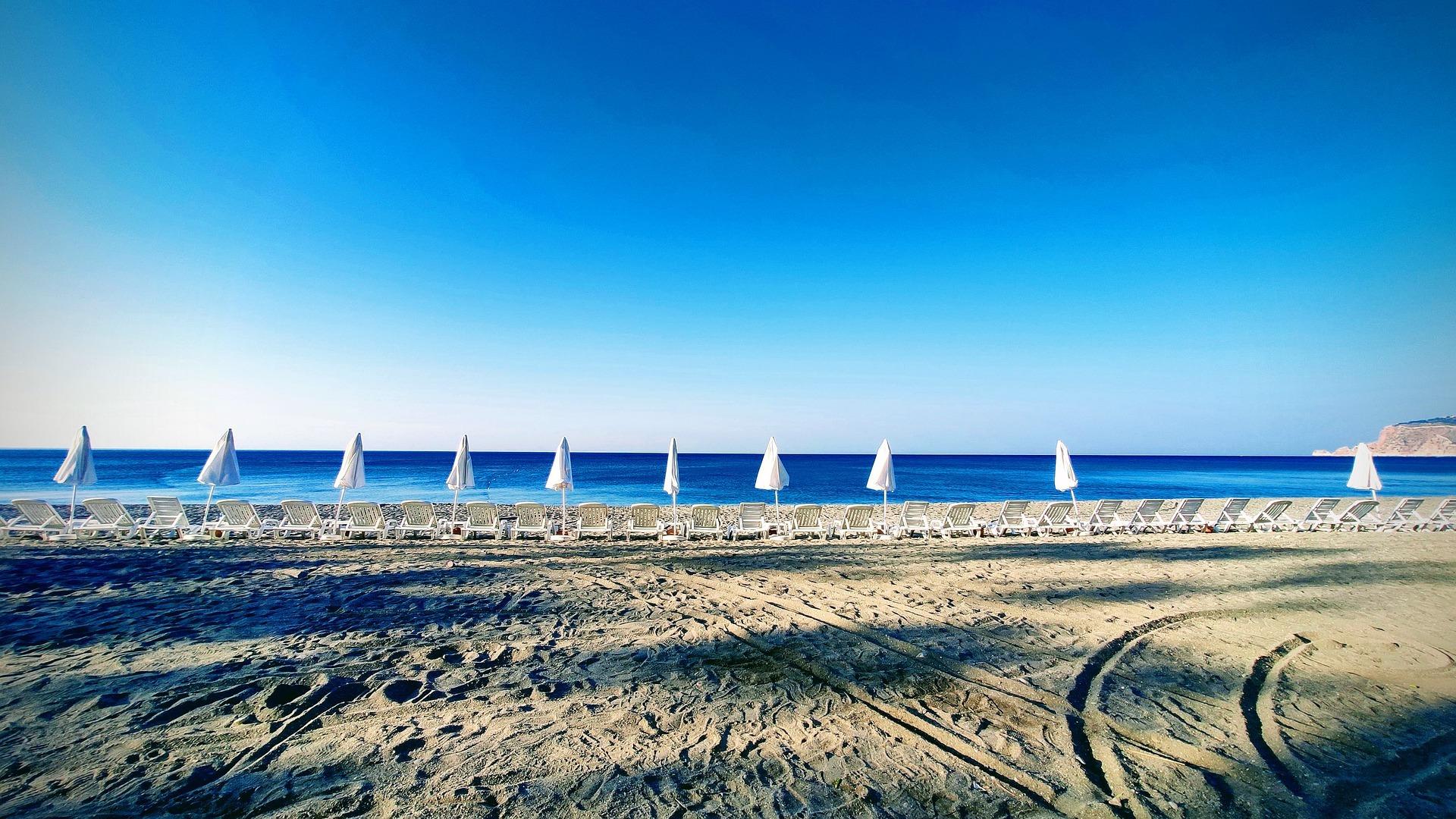 Kleopatra Beach zu Corona Zeiten