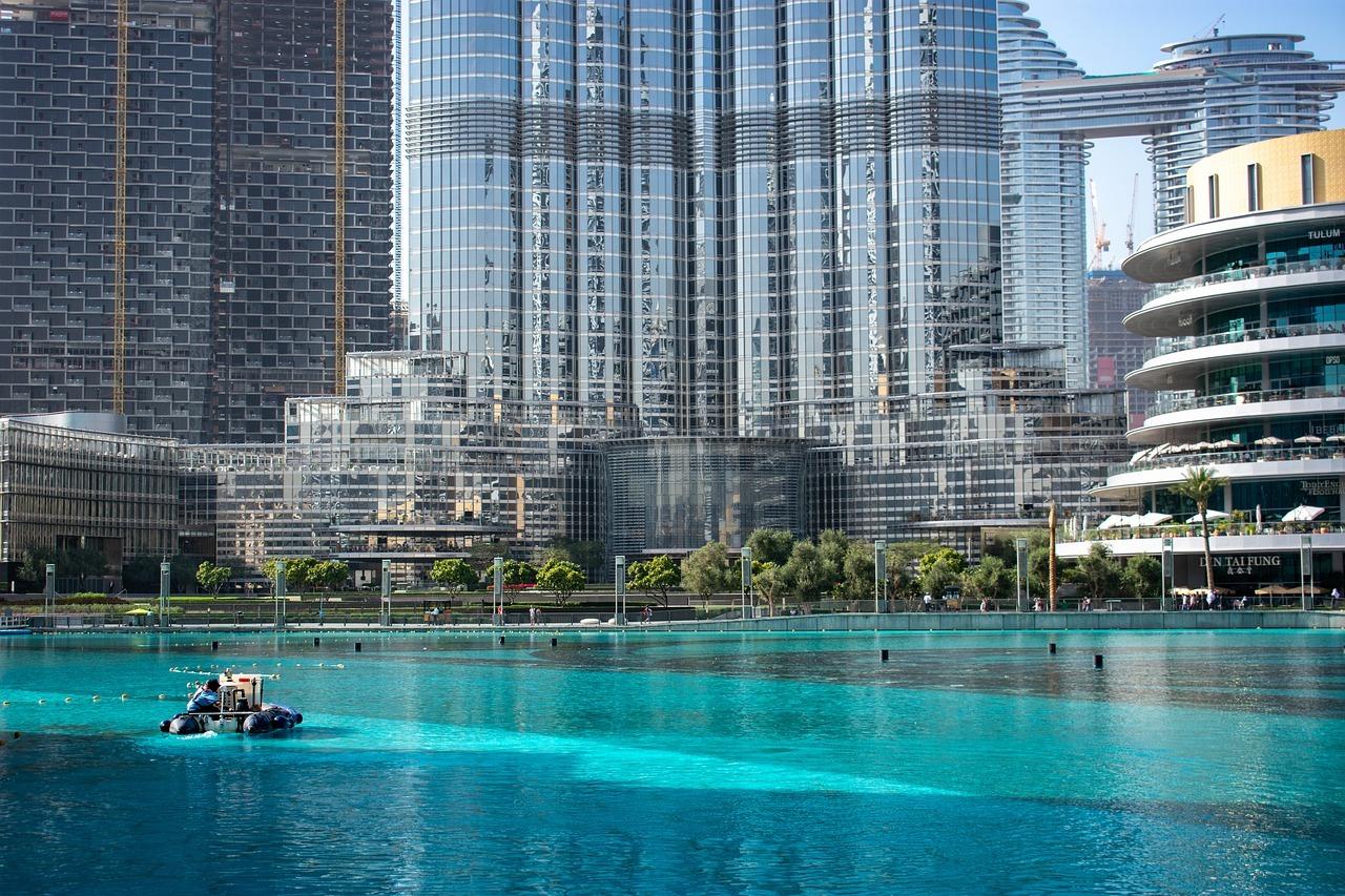 Dubai Pauschalreise günstig buchen