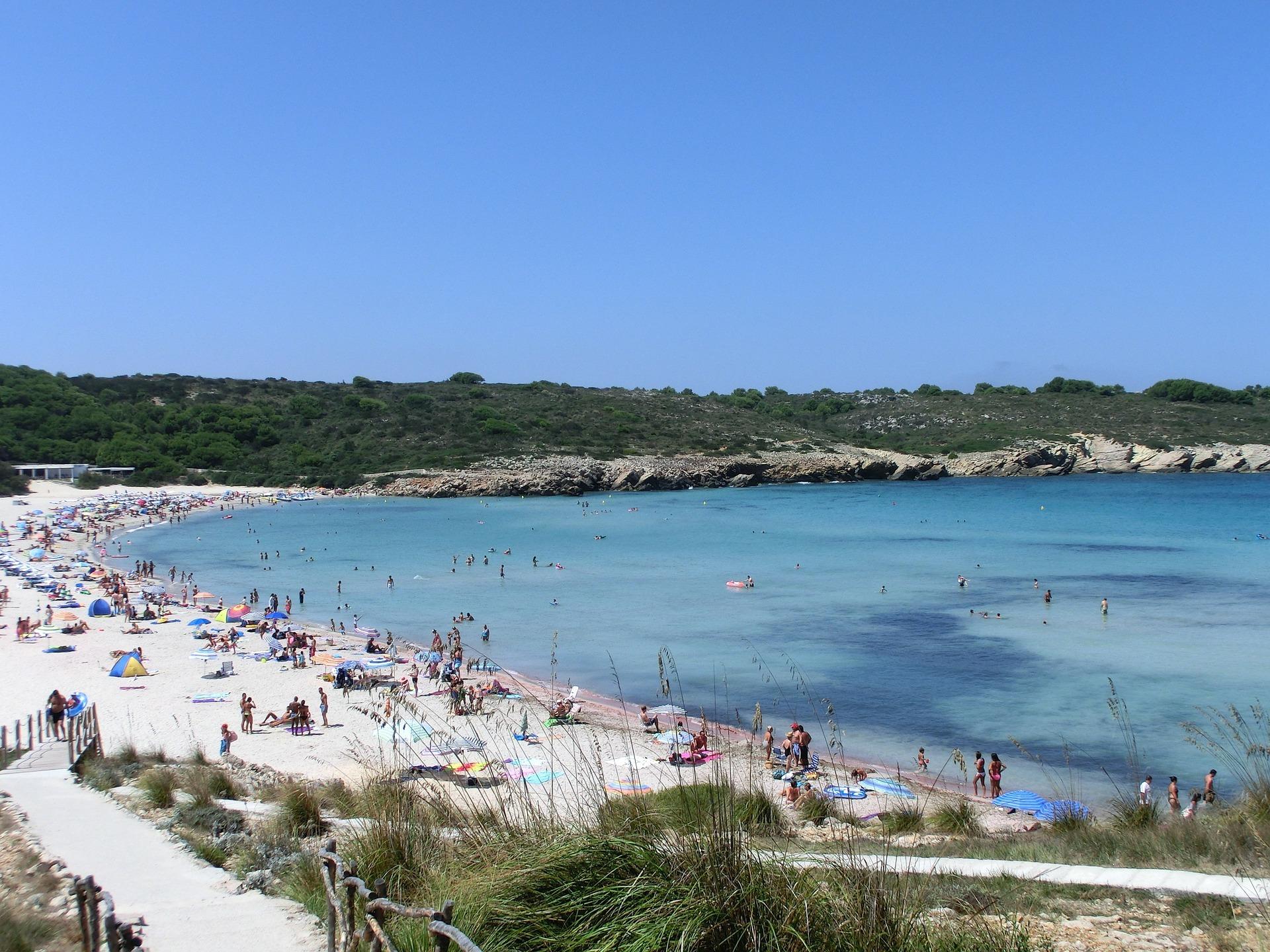 Menorca Urlaub vor Corona, jetzt ist es extrem ruhig auf der Insel